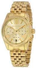 Michael Kors Mid-Size Lexington Chronograph MK5556-GOLD Wristwatch
