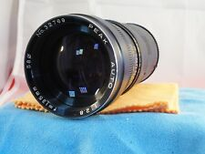 Para Sony NEX E/Fe Monte enfoque Manual 135 mm 2.8 primer lente! - A7x A6000