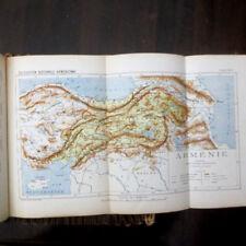 1919 Armenian Question Before Paris/ Versailles Peace Conference- Turkey; 3 MAPS