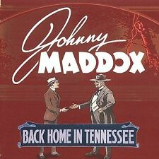 NEW Back Home in Tennessee (Audio CD)