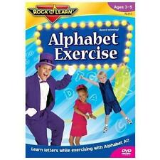 Alphabet Exercise: Learn Letters While Exercising With Alphabet Al!