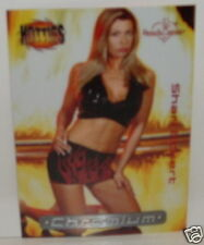 BENCHWARMER 2002 - CHROMIUM HOTTIES - INSERT CARD #7