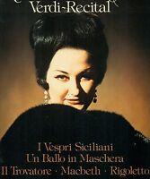 "Montserrat Caballe Arien Des Unbekannten Verdi Rarities Guadagno 12 "" LP (L7584)"