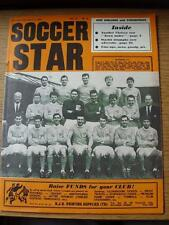 11/03/1966 Soccer Star Magazine: Vol 14, No 26 - Front Cover Picture - Blackpool