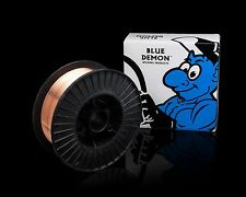 ER80S-B2 X .045 X 33 lb Spool MIG Blue Demon low alloy welding