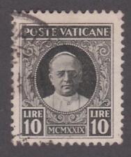 Vatican City 1929 #13 Pope Pius XI - Used
