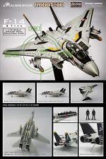 Calibre Wings 1/72 Robotech Macross F-14 Roy Focker S Type Diecast Model