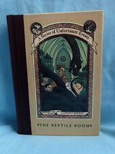 New listing A Series Of Unfortunate Events #2 The Reptile Room Hardcover Lemony Snicket