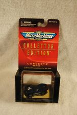 Micro Machines Corvette Collectors Series MANTA RAY CAR Galoob 1998