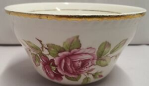 Vintage Portland Pottery Sugar Bowl c1953 Cobridge Pottery Made in England