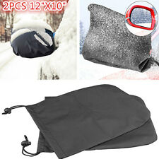 Auto Rear View Side Mirror Protection Prevent Frost & Snow & Ice Winter Cover