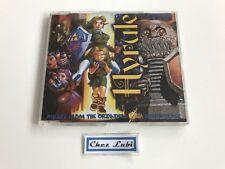 Hyrule - Music From The Original Zelda Soundtrack - Promo - Nintendo 64 N64 - CD
