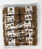 New LION brand Acrylic Camel Yarn #4 Medium Lot Of 10 Skeins 650 Yards MSRP $45.