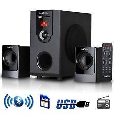BeFree SOUND BFS-30 2.1 CHANNEL SURROUND BLUETOOTH HOME THEATER SPEAKER SYSTEM