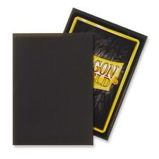 100 Shield Sleeves Dragon Shield DP Arcane Tinmen AT-11027 Matte Slate