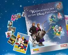 Weihnachten mit guten Disney Freunden Rewe Sammelbilder Sticker 20 frei wählen