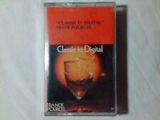 FRANK POURCEL Classic in digital mc cassette k7 ITALY
