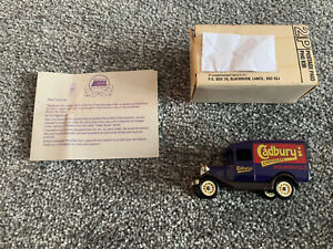 LLEDO DAYS GONE 1934 MODEL A FORD DELIVERY VAN - CADBURY'S CHOCOLATE BOURNVILLE