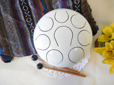 Wuyou Steel Tongue Drum Handpan Chakra Drum Fine Handtuned Sound healing therapy