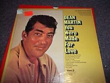 DEAN MARTIN YOU WERE MADE FOR LOVE LP ALBUM sealed never opened