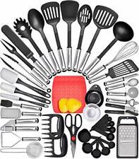 New ListingHome Hero Kitchen Utensil Set Cooking Utensils Set - Nylon Kitchen Utensils Set