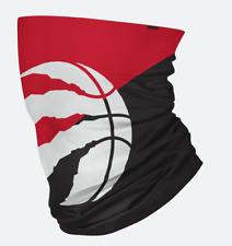 Toronto Raptors NBA Basketball Team Gaiter Scarf Adult Face Covering Head Band
