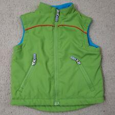 Hanna andersson Vest Zipper Size 80 (18-24 months Us Size) $68
