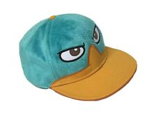 Disney Phineas  & Ferb Perry Platypus CAP HAT Adult  SnapBack Great Condition