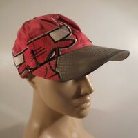 Casquette vintage collection basket US CHICAGO BULLS STARTER THE RIGHT HAT N5017