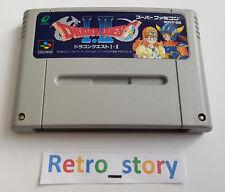 Nintendo Super Famicom - Dragon Quest I. II - JAP