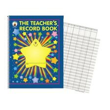 Carson-dellosa Teacher's Record Book - Wire Bound - 1each (8207)