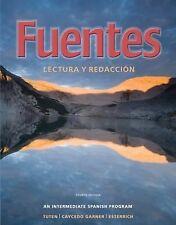 Fuentes : Lectura y Redacción by Debbie Rusch, Marcela Domínguez, Lucía...