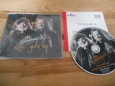 CD Pop Bellamy's - Life Goes By (2 Song) MCD  BMG JUPITER + Presskit sc R.Siegel