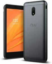 """NUU Mobile A6L Unlocked 5.0"""" Single SIM 4G LTE GSM Android Smartphone-Brand New"""