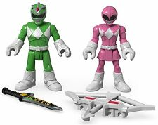 Mattel Power Rangers TV, Movie & Video Game Action Figures