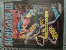 Renegade 3 Amstrad CPC 464 Casette