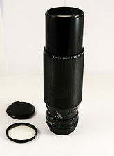 CANON FD  100-300 mm F5.6