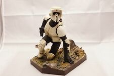 Star Wars Scout Trooper Kotobukiya ARTFX 1:7 Figure-  Rare