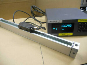 Heidenhain LS623 Längenmesssystem 370mm Maßstab