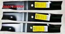 """Set of 3 Mower blades to fit Murray 48"""" 50"""" 52"""" 094692E701 94692 94692E701"""