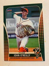 John O'reilly 2019 Greensboro Grasshoppers Team Card