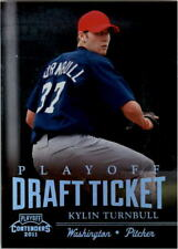 2011 Playoff Contenders Draft Ticket Playoff Tickets #DT28 Kylin Turnbull/99
