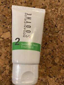Rodan + and Fields Soothe Sensitive Skin Treatment 1.7 oz Step 2 New