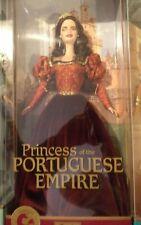 2002 Princess Of The Portuguese Empire Barbie NRFB