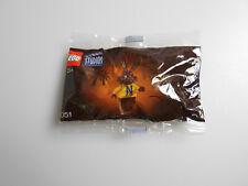 Lego® Studios Minifiguren Polybag Nesquick Hase 4051 Neu und ungeöffnet