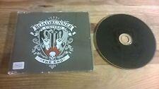 CD Metal Roadrunner United - The End (1 Song) Promo ROADRUNNER sc