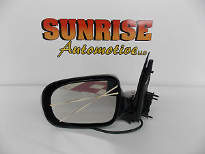 1999-2009 CHEVY VENTURE PONTIAC MONTANA OLDS SILHOUETTE NOS LH POWER MIRROR NEW