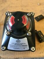 SS18/SCSA SS18SCSA C.F.F. Stainless Steels Inc. limit switch box (New In Box)