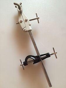 Cornue Serrage Croix Motif Labo Extension Cales Jusqu 65mm Cernes avec Boss Tête