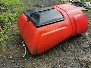 Water Bowser/tank 1000L great for a trailer or pickup